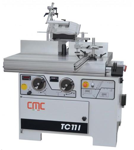 Toupie albero inclinabile TC 11i CMC
