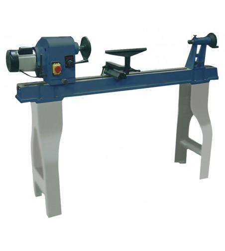 Tornio per legno tc 1100 woodman con copiatore for Tornio per legno con copiatore usato