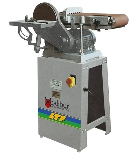 Levigatrice nastro/disco X82.3150228 xcalibur