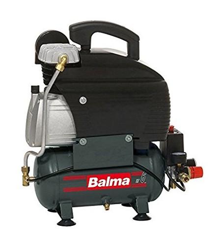 Compressore Balma Mizar 6 litri